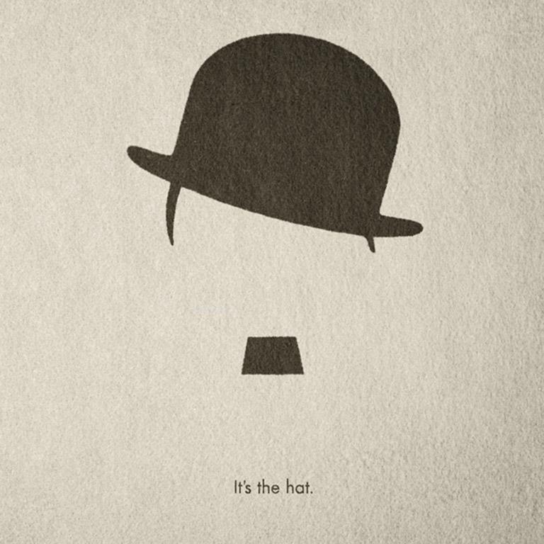 Как сделать шляпу чарли чаплина