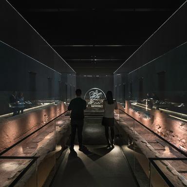 The London Mithraeum