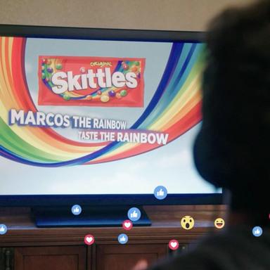 Exclusive the Rainbow live event
