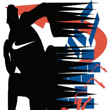 Nike Berlin - Lauf Nicht Renn