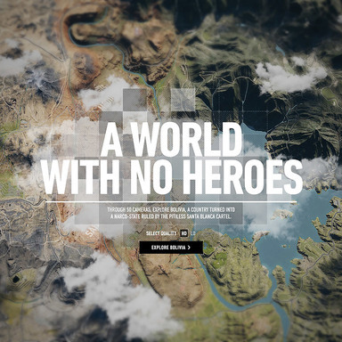 A World With No Heroes