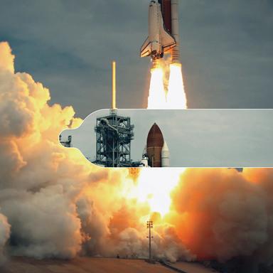 Vive Condoms Space Shuttle