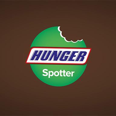 The Hunger Spotter