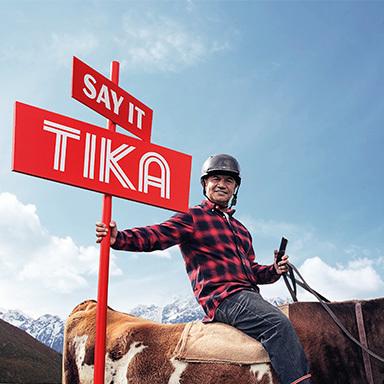 Say It Tika