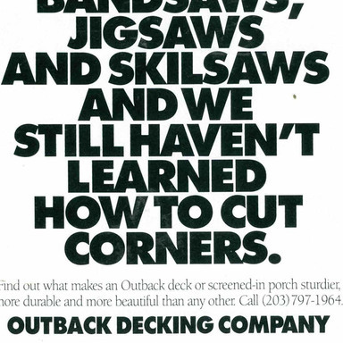 Outback Decking Company