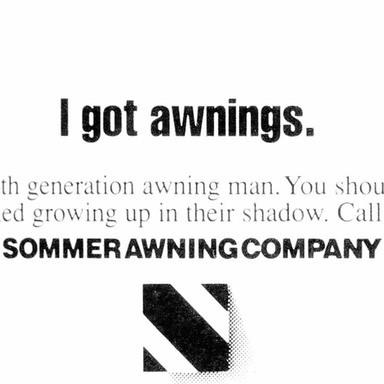 Sommer Awning