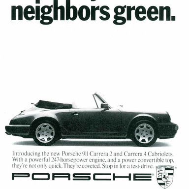 Porsche Cars North America