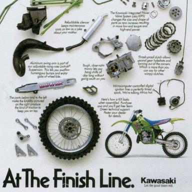 Kawasaki Motor Corporation, USA