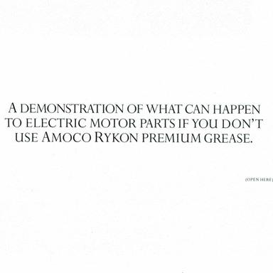Amoco Oil