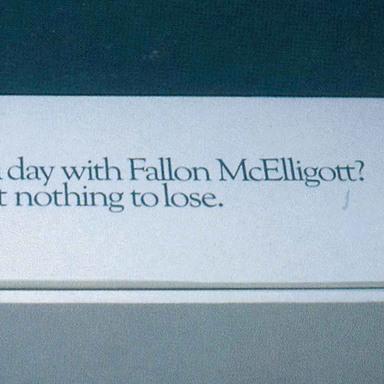 Fallon McElligott