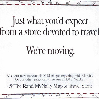 Rand McNally Map & Travel Store