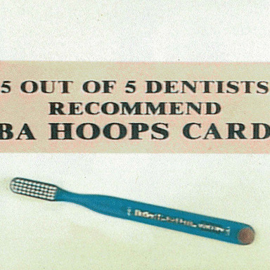 NBA Hoop Cards