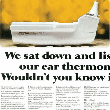 Thermoscan