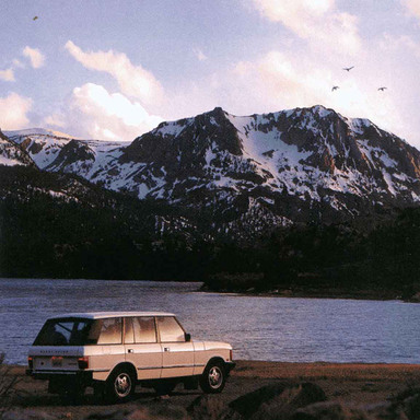 Land Rover North America