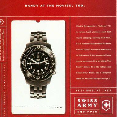 Swiss Army Brands