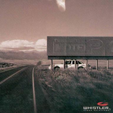 Whistler Radar Detectors