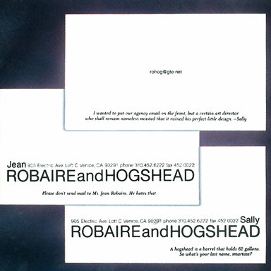 Robaire and Hogshead