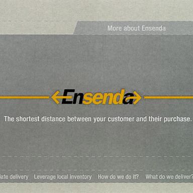 Ensenda - Immediate Delivery Service