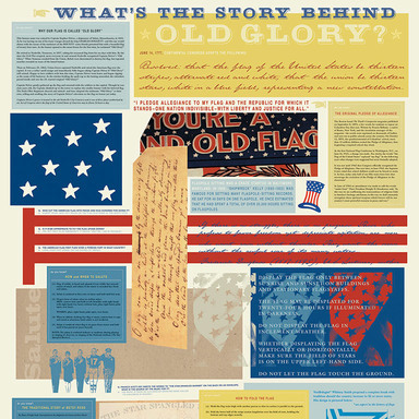 what's the story behind old glory
