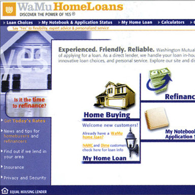 Washington Mutual Home Loans
