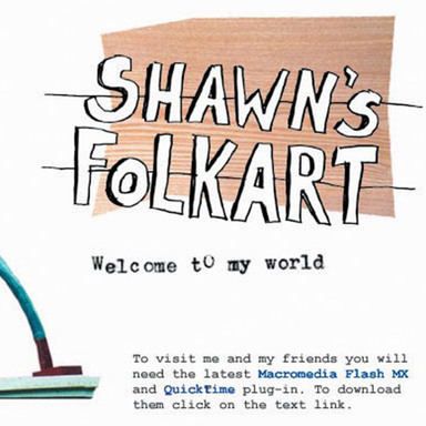Shawn's Folk Art