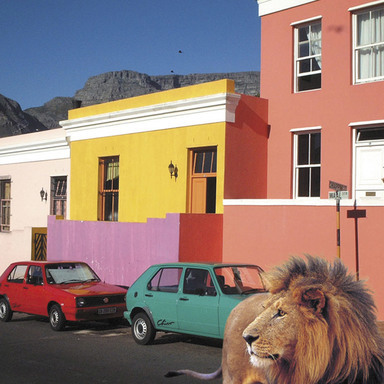 Postcards of Cape Town