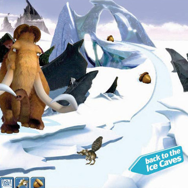 Ice Age Web Site