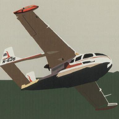 Aeroplane, San Francisco, Muni