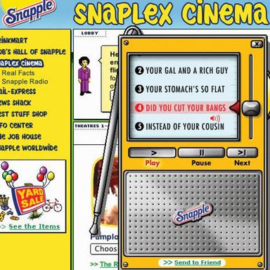 Snappleton