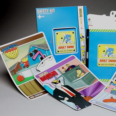 Adult Swim Sales/Media Kit