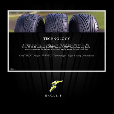 Eagle F1 Web Site