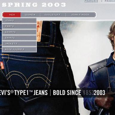 Levi's Holidays 2002