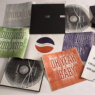 Lo-Fi Letterpress Album