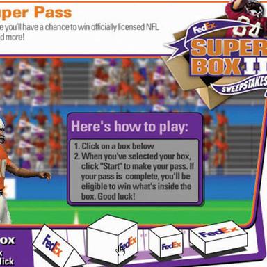 FedEx Super Box II