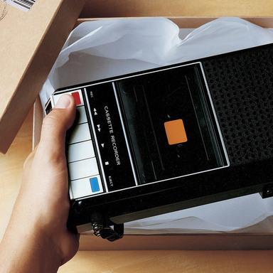 Cassete Recorder, Simon, Videogame