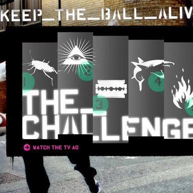 Keep the Ball Alive