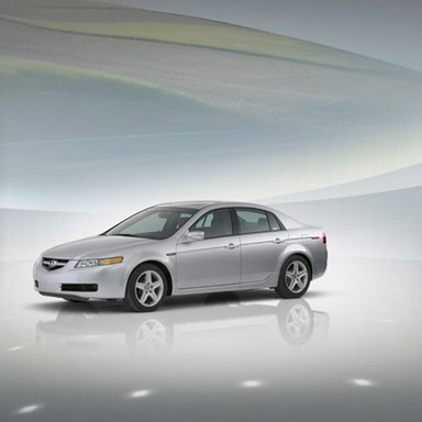 Acura 2004 TL Exterior Showroom