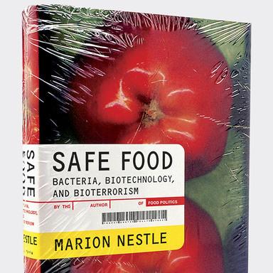 Safe Food Book Jacket