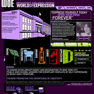 World of Expression