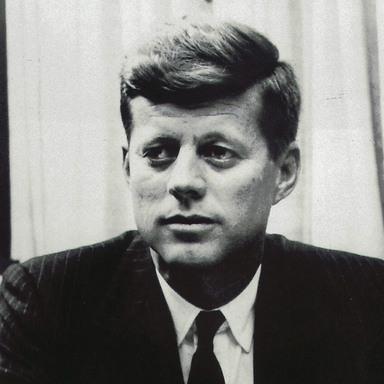 Ghandi, JFK, John Lennon