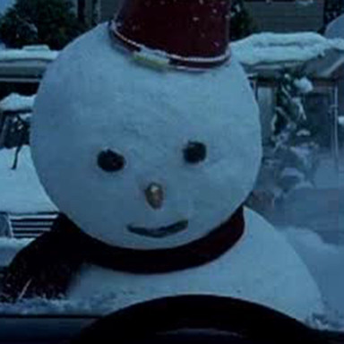 Attack of the Snowman