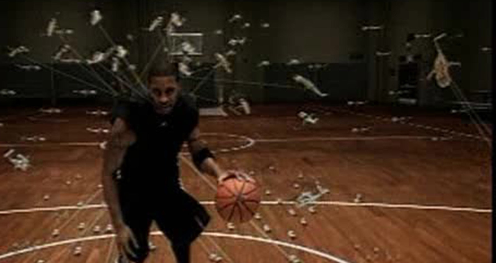 Impossible is Nothing - Basketball