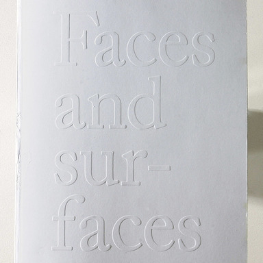 Faces and surfaces