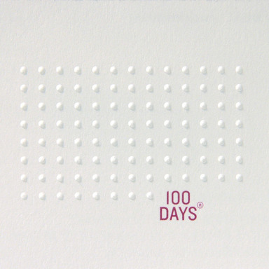 100 DAYS Corporate Design