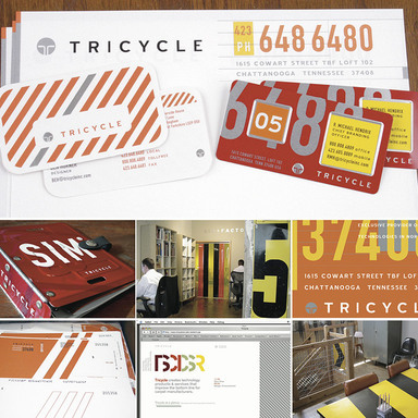 TRICYCLE Corporate ID