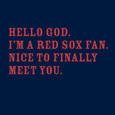 Red Sox Congrats