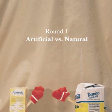 All Natural vs. Artificial