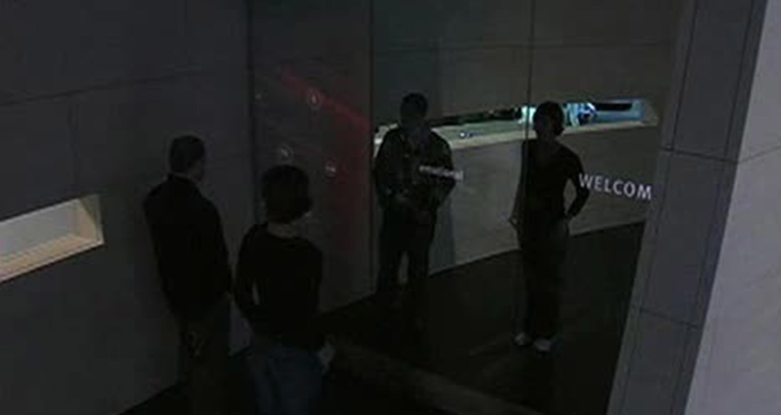 Infiniti Interactive Mirrors