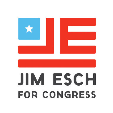 Jim Esch for Congress Logo