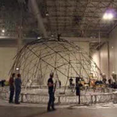 Saturn Sky Dome